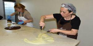 Kybele çikolatasının uluslararası pazara sunulması hedefleniyor