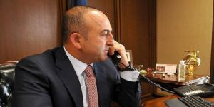 Dışişleri Bakanı Çavuşoğlu, AB Yüksek Temsilcisi Borrell ile görüştü