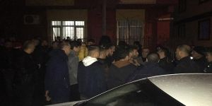 Gebze'de taciz olayı ! Mahalleli Ayaklandı