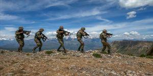Terör örgütü PKK'dan kaçan bir terörist Mardin'de güvenlik güçlerine teslim oldu