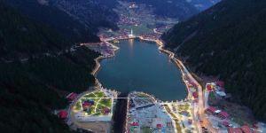 Trabzon'da korunan alanları ziyaret edenlerin sayısı 2,4 milyona ulaştı