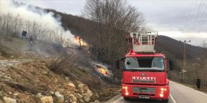 Orman Genel Müdürlüğü: 58 orman yangınından 45'i kontrol altında