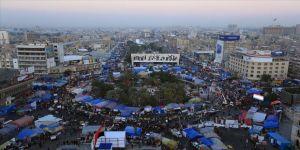 Irak'ta 2019'a hükümet karşıtı gösteriler damgasını vurdu