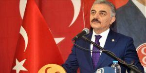 MHP Genel Sekreteri Büyükataman: Çizgimiz, daima milli menfaatler doğrultusundadır