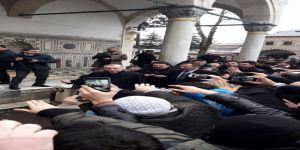 Cumhurbaşkanı Cuma Namazını Gebze'de kıldı