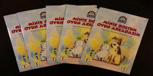 Gebzeli Çocuklara Hayvan Sevgisi Aşılayacak Kitap