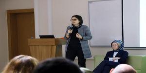 GTÜ 'Kadına Şiddet İnsanlığa İhanettir' dedi
