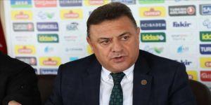 Çaykur Rizespor Kulübü Başkanı Kartal: Vedat Muric'i satmakla çok doğru karar verdik