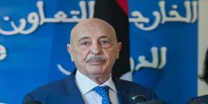 Hafter yanlısı Meclis Başkanı Salih Rumların desteğini istedi