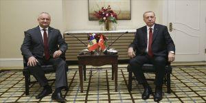 Moldova Cumhurbaşkanı Dodon Türkiye'yi ziyaret edecek