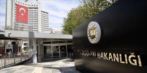 Dışişleri Bakanlığı: Türkiye, Libya'da Ulusal Mutabakat Hükümeti'ni desteklemeye devam edecek