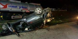 Feci kaza ! Bir kişi hayatını kaybetti