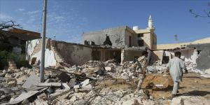 Libya Daimi Temsilcisi Şemahi: Arap Birliği Trablus'a düzenlenen saldırılar karşısında derin bir uykuya daldı