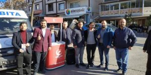 Yeniden Refah Partisi Gebze Gençlik Kolları Sahada