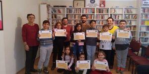 ÇYDD Gebze'de ''Kodlamaca'' eğitimi tamamlandı