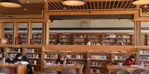 Halk Kütüphanesi'ni 110 bin kişi ziyaret etti