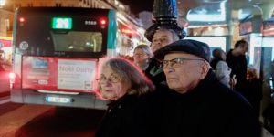 Fransızların yüzde 75'i emeklilik reformunun geri çekilmesini istiyor