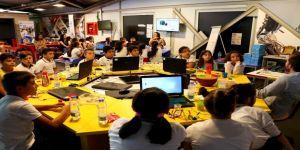 Kodlama ve tasarım eğitimlerine yoğun ilgi