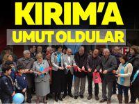 Kırım'a umut oldular