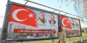 İzmir adliye şehitlerini anıyor