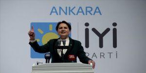 İYİ Parti Genel Başkanı Akşener: Türkiye'nin sağduyusu olmaya devam edeceğiz