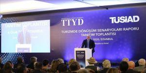 Kültür ve Turizm Bakanı Mehmet Ersoy: Turizmi tabana yayamazsak turizm politikaları etkili ve sürdürülebilir olamaz