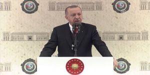 Cumhurbaşkanı Erdoğan: Türkiye, MİT'in çalışmalarıyla dünyanın her yerinde hareket edebilme imkanına kavuştu