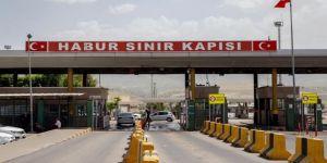 PKK'lı terörist Habur Sınır Kapısı'nda güvenlik güçlerine teslim oldu