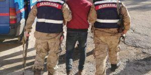 Mardin'de MİT ve jandarma ortak operasyonunda 1 terörist yakalandı