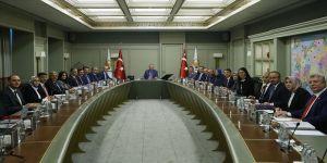 AK Parti MYK toplandı