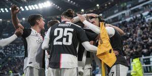 Juventus, Serie A'da 3 puanı 4 golle aldı