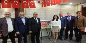"""Foto muhabirlerinden """"Futbolun altın kareleri"""" sergisi"""