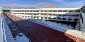 Özel çocuklara beş yıldızlı otel konforunda eğitim kampüsü