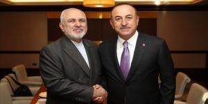 Dışişleri Bakanı Çavuşoğlu İranlı mevkidaşıyla telefonda görüştü