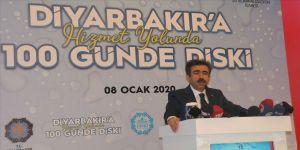 Diyarbakır'da düşük gelirli 80 bin aile yüzde 50 indirimli su kullanacak