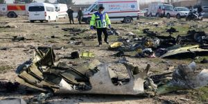 Kanada İran'da düşen uçakla ilgili yanıtlar bekliyor