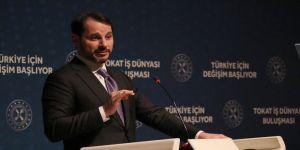 Bakan Albayrak: Türkiye ekonomisi doğru politikaların meyvesini almaya başladığımız bir sürece girdi