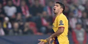 Luis Suarez sağ diz dış menisküsünden ameliyat edilecek