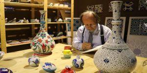 Çini sanatının ödüllü ustası: Mehmet Gürsoy