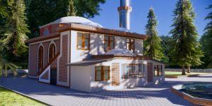Şirinsulhiye Camii'ne malzeme yardımı