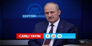Turhan: Kanal İstanbul'dan güvenli şekilde günde 185 gemi geçirebileceğiz