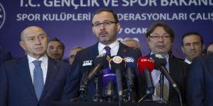 Bakan Kasapoğlu: Elbette rekabet olacak ama sadece sahada