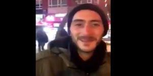 Ankara Valiliği sokakta yaşayan gence sahip çıktı