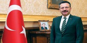 Vali Hüseyin Aksoy,16 Ocak Basın Onur Gününü kutladı