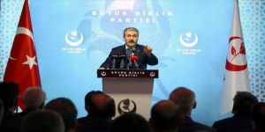 BBP Genel Başkanı Destici: Artık Suriye'de barışa ihtiyaç var