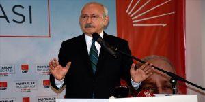 CHP Genel Başkanı Kılıçdaroğlu: Dış politikamızı Putin belirliyor