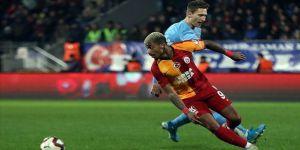 Çaykur Rizespor-Galatasaray kupa maçında tur İstanbul'a kaldı