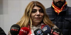 Kayserispor Kulübü Başkanı Berna Gözbaşı: Kayserispor'un transfer tahtasını açtırdım