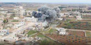 Esed rejimi güçleri Halep'in batısı ve güneyine saldırıyor