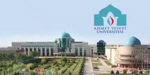 Kazakistan'dan Hoca Ahmet Yesevi Üniversitesine özel statü